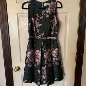 Eliza J Winter Cocktail Dress